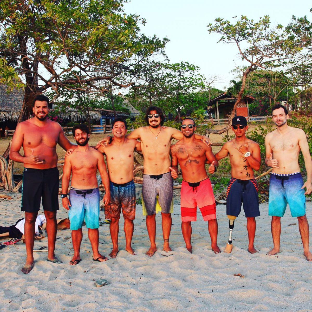 Gabriel Pastori Surf Coach Costa Rica 2018