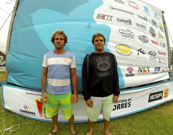 Luel Felipe e Alan Donato disputam última etapa do Gaúcho
