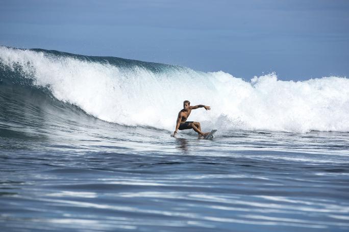 Seaway Team começa forte no QS de Itacaré