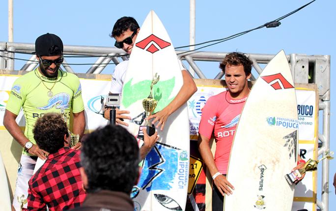 Gabriel e Douglas vencem com Wallace e Luel fazendo podium no Pernambucano