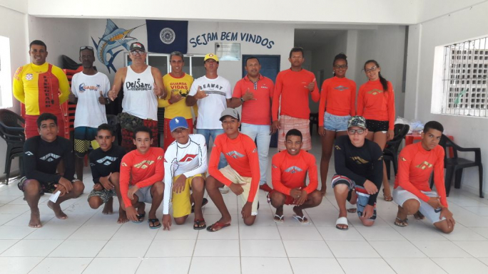 Paulo Moura organiza Salva Surf Mirim