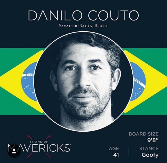 Danilo Couto é convidado para o Titans Of Mavericks
