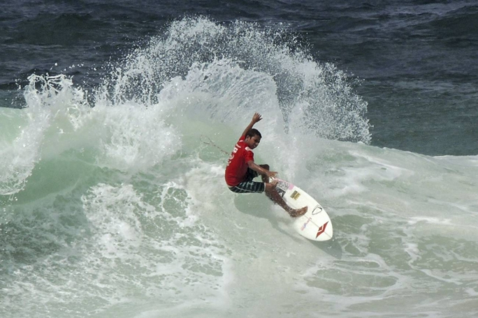 Wallace Junior vence primeira etapa do Brasileiro na Bahia