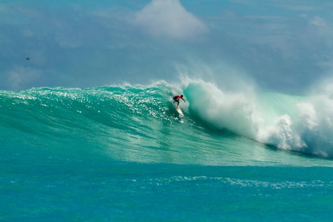 Seaway Team surfa swell histórico na Urca