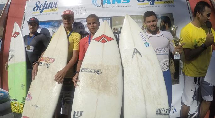 Luel Felipe e Douglas Silva fazem podium no Ipojucano PRO-AM