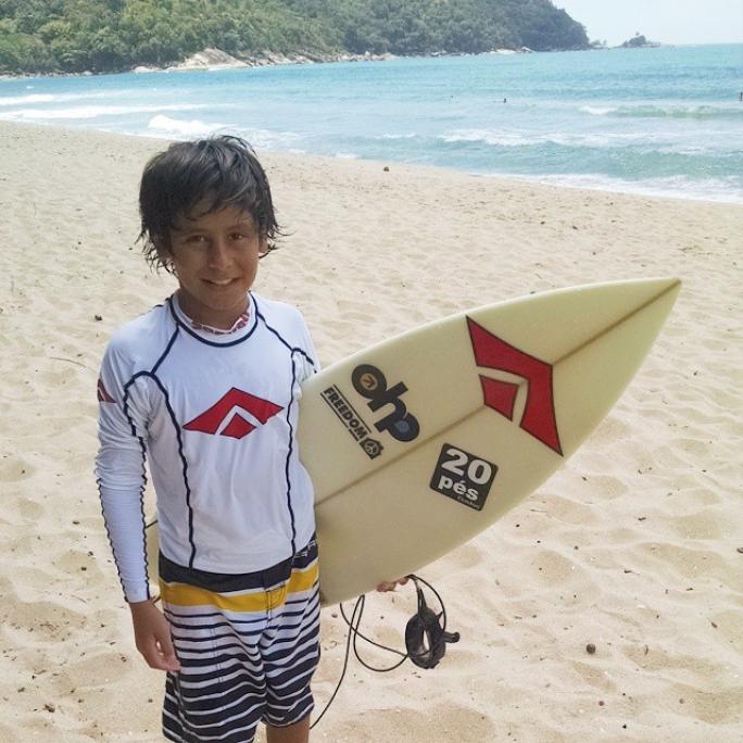 Diego Aguiar é o mais novo atleta da Seaway