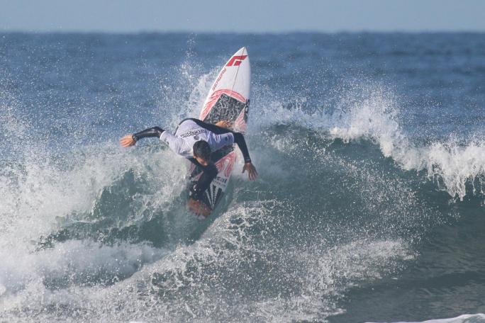 Gabriel Farias, 5º lugar no QS 1.500 de Huntington Beach