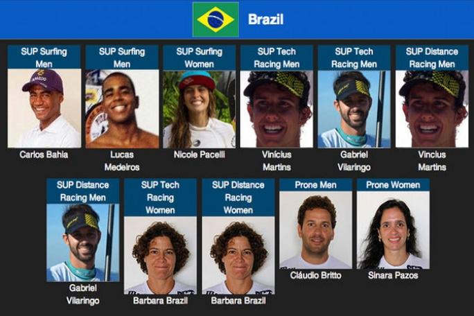 Atleta Seaway Gabriel Vilarinho é convocado para ISA 2014.