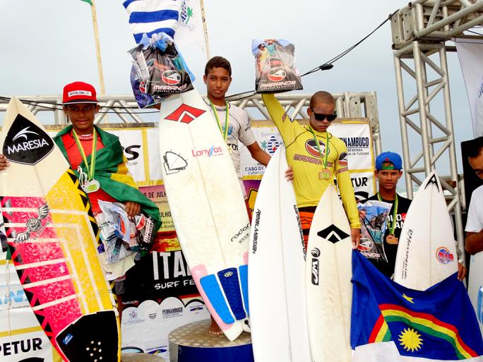 Wallace é campeão brasileiro antecipado da categoria mirim