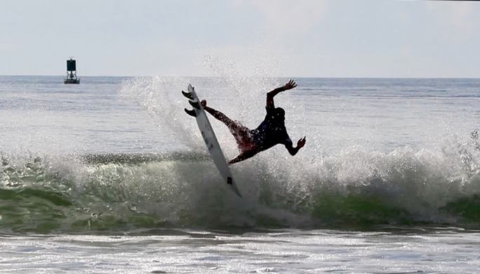 Gabriel Farias avança as quartas da Pro Junior na Virginia
