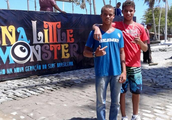 Douglas Silva e Wallace Junior chegam em Paracuru