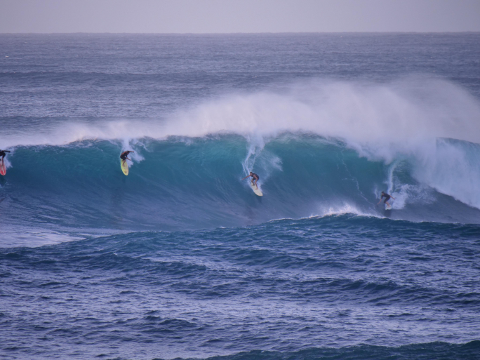 Diego Aguiar - Temporada Hawaii 2017/18