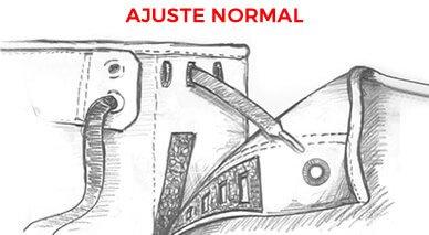 Ajuste Normal 2