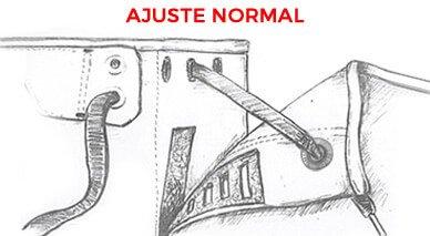 Ajuste Normal 3