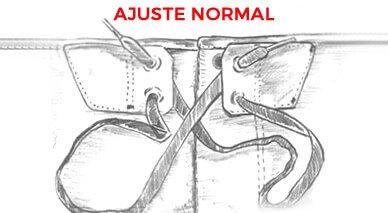 Ajuste Normal 6