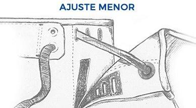 Ajuste Menor 3