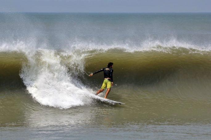 Gabriel Pastori Surf Coach - México 3