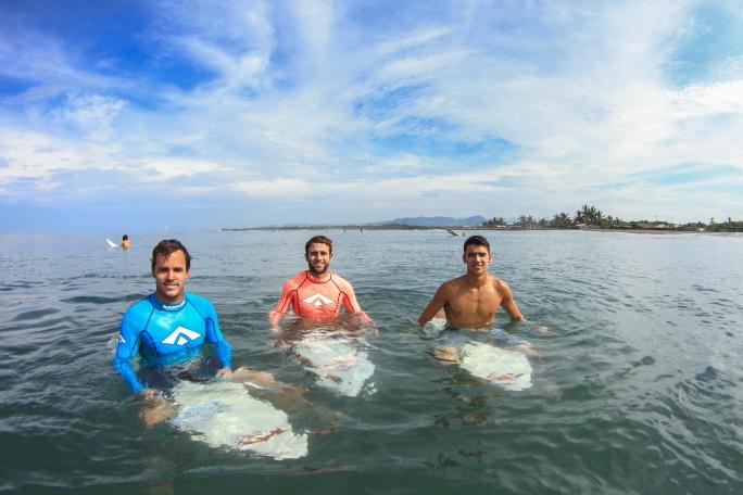Seaway Team manda notícias do México