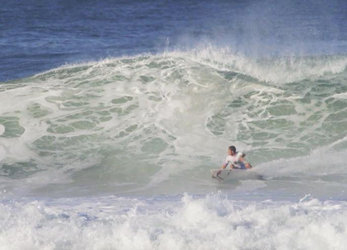 Douglas Silva no Circuito Carioca Profissional