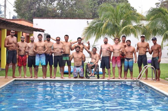 Gabriel Pastori Surf Coach - México 2