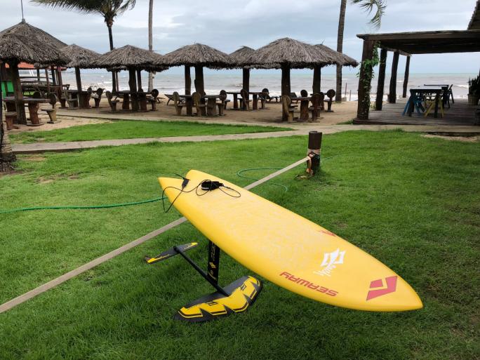 #SURF FOIL - O Futuro agora!