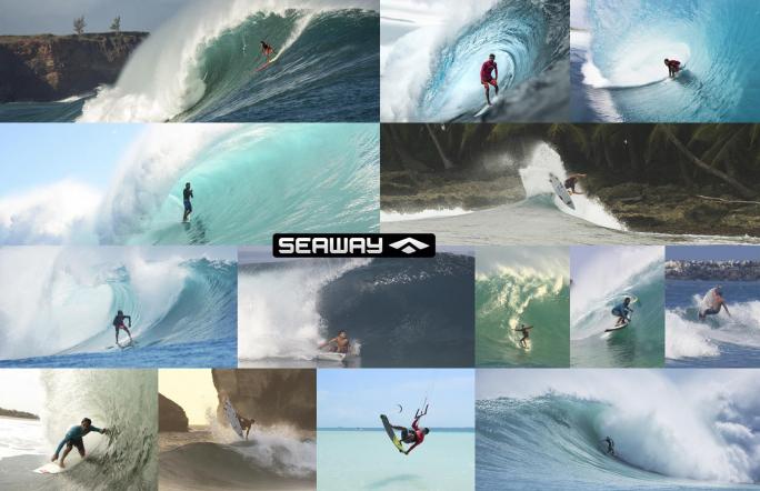 Conheça os 14 atletas que fazem parte do Seaway Team