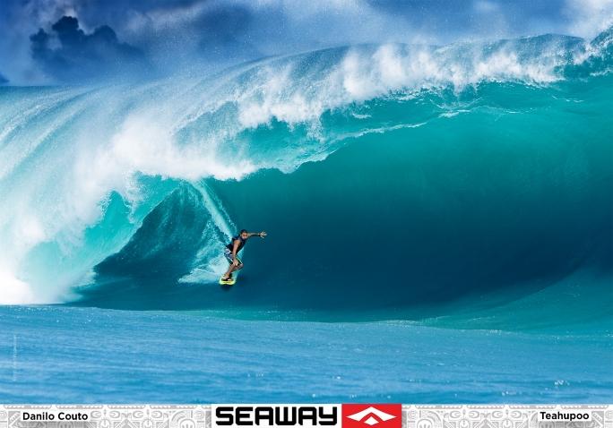 A Seaway promove tarde de autógrafos com Danilo Couto.