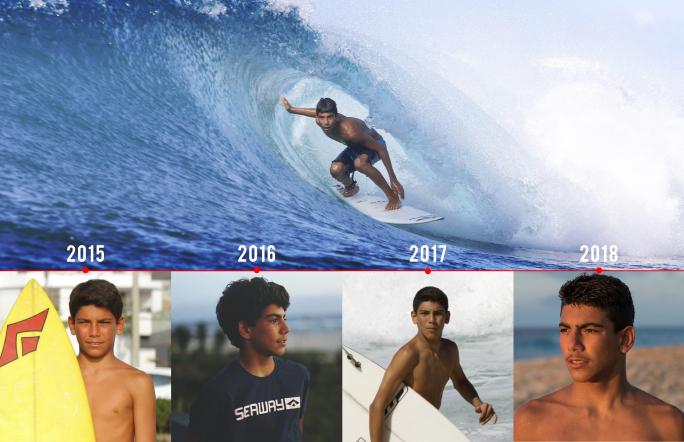 Conheça a trajetória de Valentin Neves