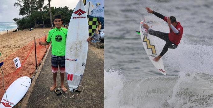 Seaway Team Brilha no Hawaii e Flórida