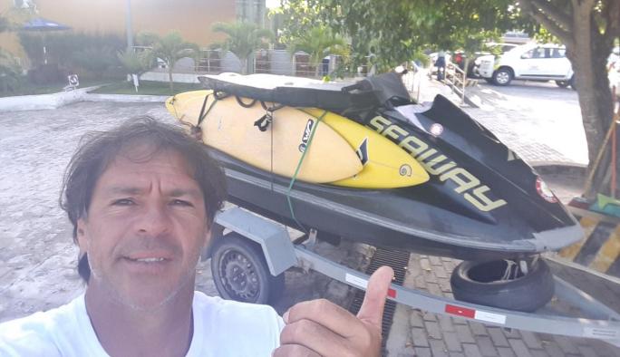 Eduardo Fernandes e Paulo Moura rumo a Urca