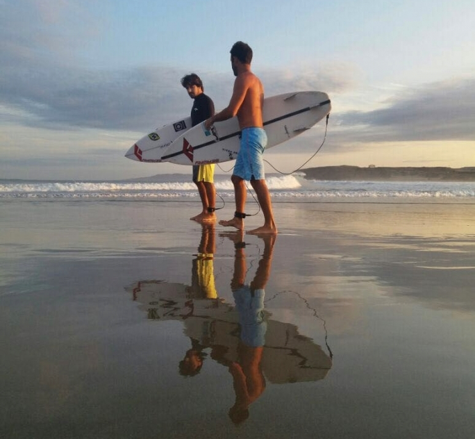 Alan Donato e Gabriel Pastori começam jornada no Peru