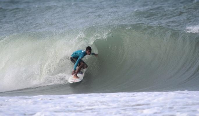 Wallace Junior vence Pro Junior em Salinópolis