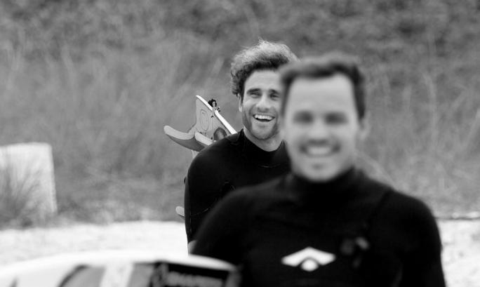 Luel Felipe e Alan Donato disputam QS6000 em Itacaré