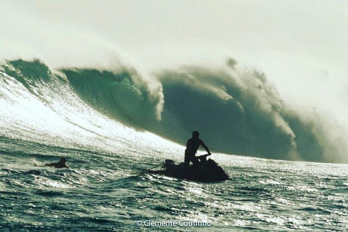 Segundo Big Swell a caminho das Urcas