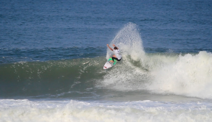 Alan Donato joga duro e avança ao round dos 96 no Chiba Open