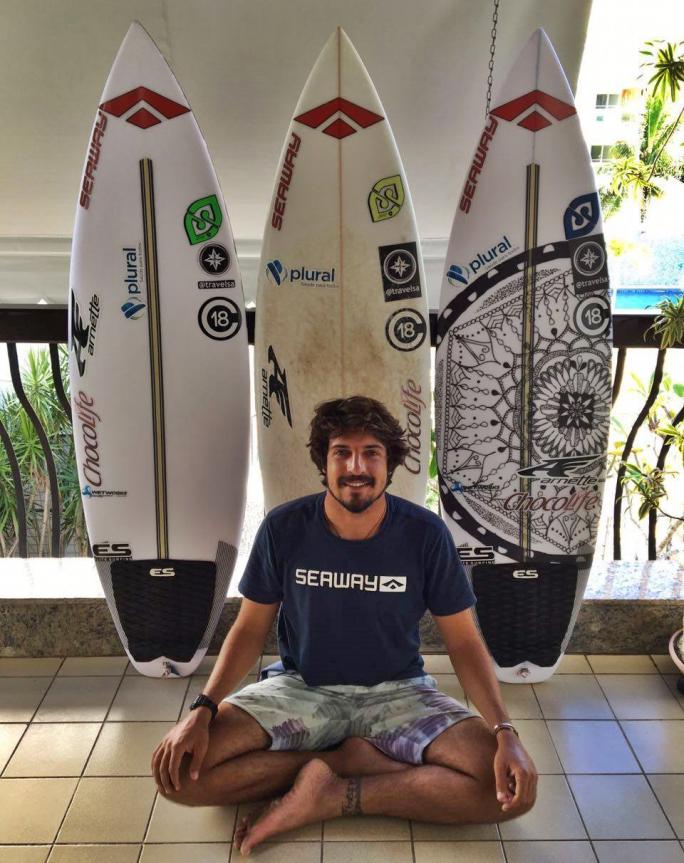 Gabriel Pastori Surf Coach - México