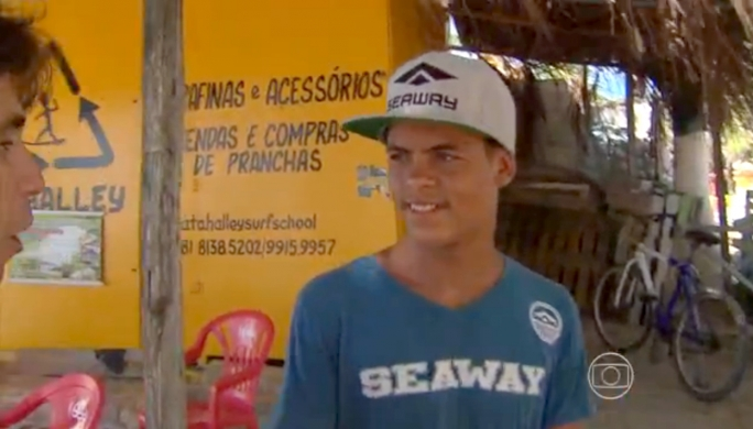 Atletas do Seaway Team são destaques no Globo Esporte