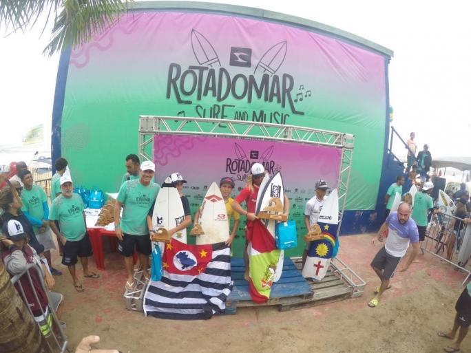 Diego Aguiar faz final no Brasileiro Amador em Maracaipe