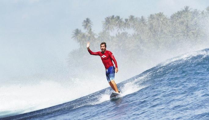 The Long Ride With Seaway - Eduardo Fernandes
