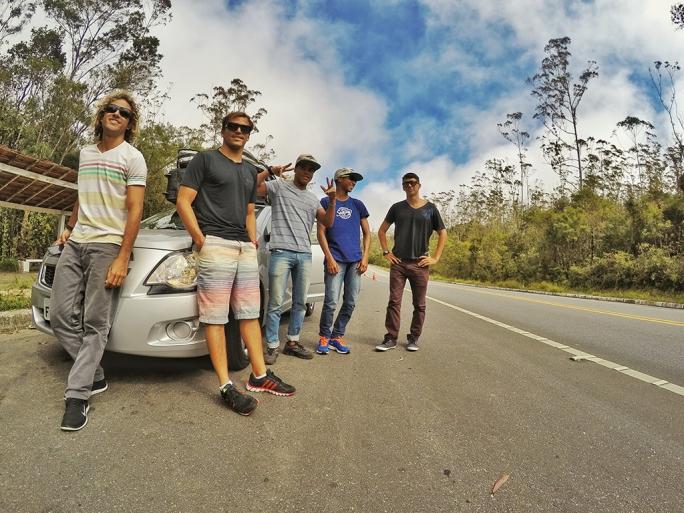 Seaway Team em peso no Super Surf em Ubatuba