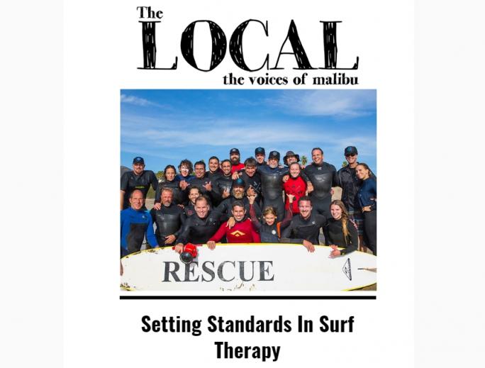 Danilo Couto ministra curso da BWRAG para ONG em Malibu