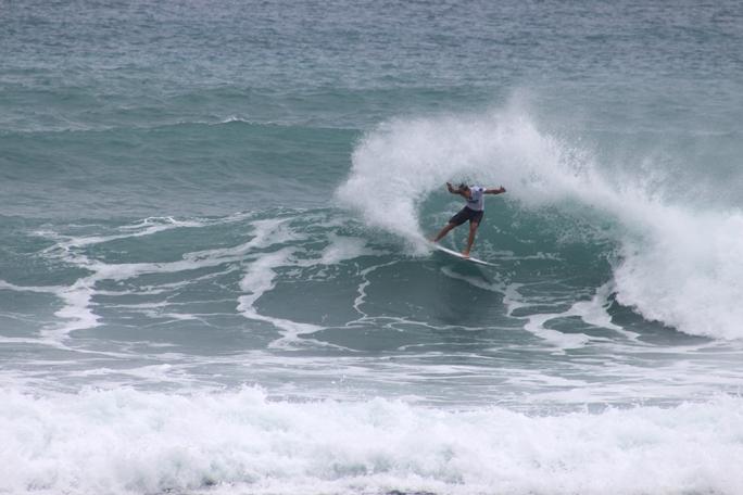 Gabriel Farias avança no Taiwan Open Of Surfing